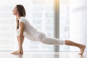 Low Lunges Stretch