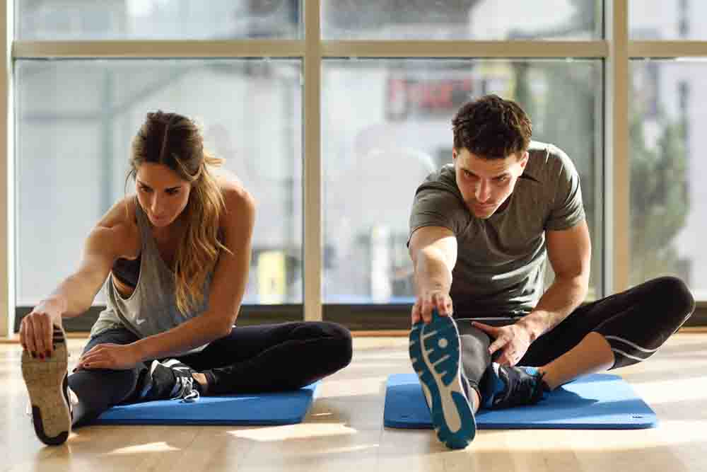 best stretching course
