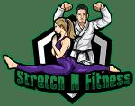 stretch n fitness Logo